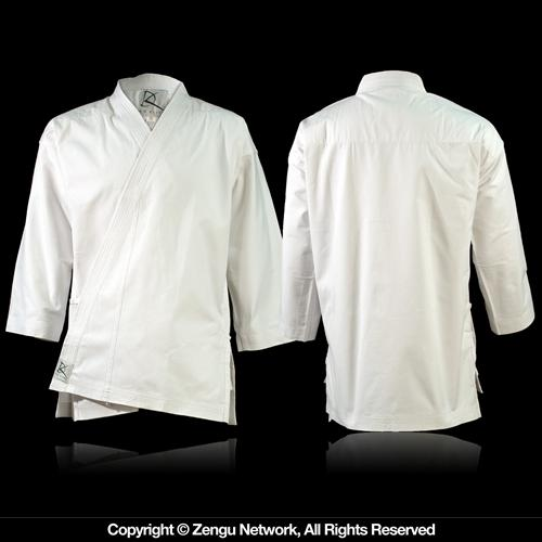 KD Elite Heavyweight Classic White Karate Jacket